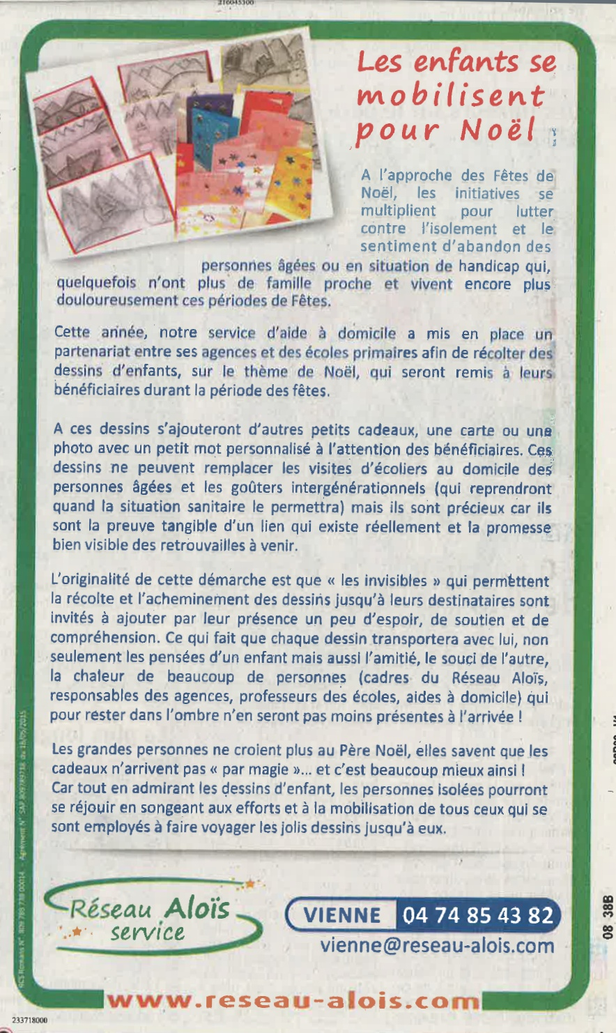 LE DAUPHINÉ édition Vienne Nord-Isère
